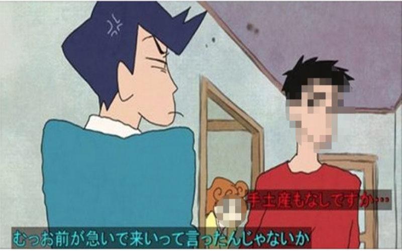 《蠟筆小新》終於長大啦!小新「高中模樣照」流出 網友:娜娜子要答應了嗎?  -