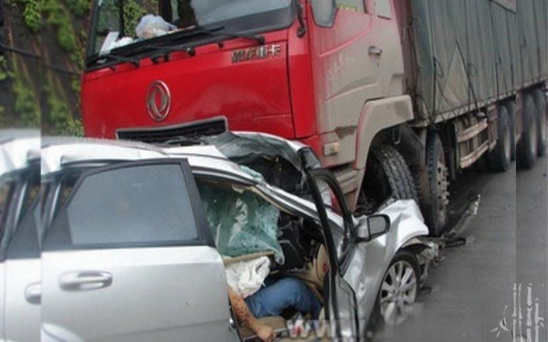 貨車司機實話告訴你:「我為什麼不踩剎車!」聽了令人超震驚!  -