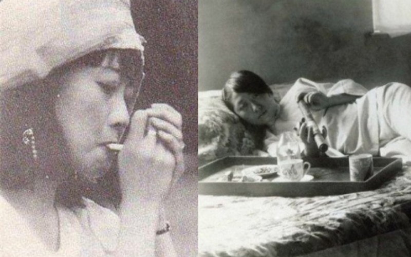 她是歷史上最慘絕人寰的皇后!皇帝強迫她吸毒成癮、還放火燒死親生女兒!而她最後的下場竟然如此悽慘!!!  -