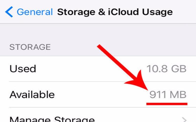 iPhone儲存空間不足?只要這一個步驟 手機就會自動幫你釋放空間了!  -