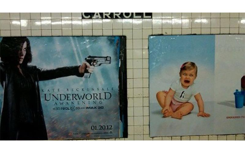 15個應該會讓排版人員被大家唾棄的「超失敗廣告排版」!