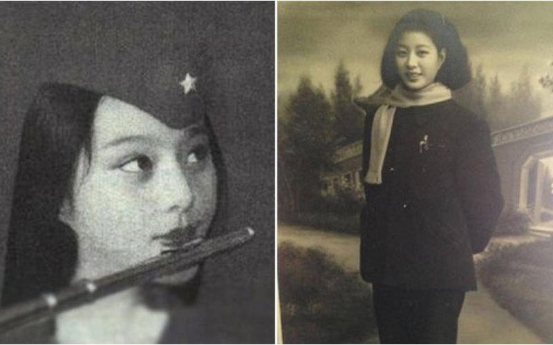 從「范冰冰家族舊照」看出女神高顏值的秘密,原來美貌來自奶奶的神基因!