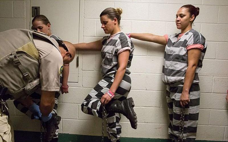 為什麼美國監獄不給女囚犯用衛生棉?背後原因超殘忍!