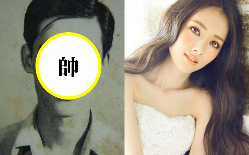 9位證明「基因真的很重要」的高顏值混血兒名人,看到郭碧婷爸爸年輕時期的照片,網友:已戀愛!!