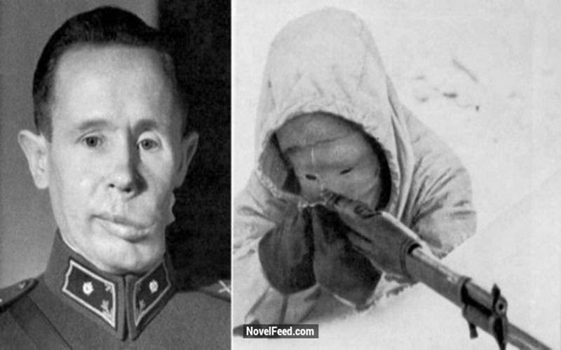 傳奇狙擊手『白色死神』生涯擊殺505人,讓他戰無不勝的秘訣竟然是...