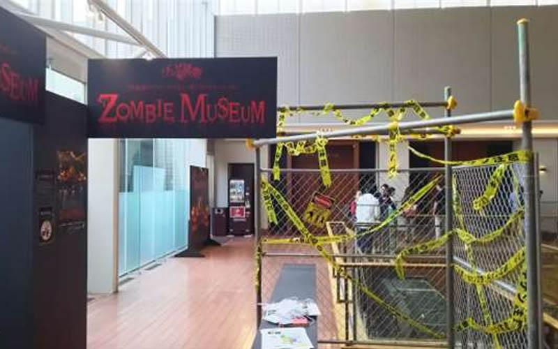 日本這間「殭屍博物館」看起來很無聊沒什麼,但不知情的遊客踏進去後立刻就想逃出來....裡面竟然有!! - 第1頁