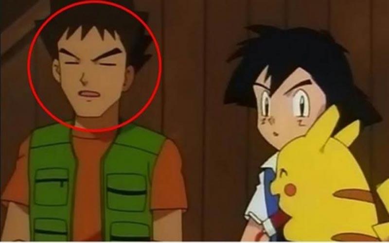 神奇寶貝20年了,《小剛》一直都沒張開過眼睛,直到網友看到這張照片激動:原來他長這樣!