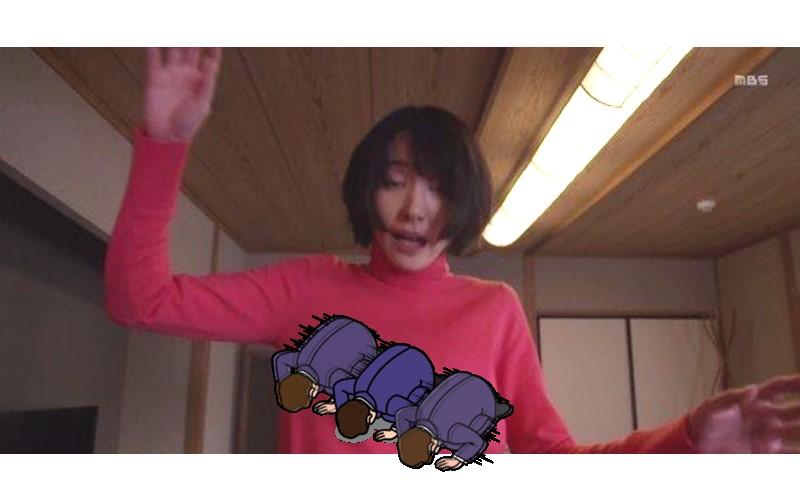 「月薪嬌妻」新垣结衣被拍到胸部「驚人的大波動」 網友全看呆:女神怎麼了!崩潰!