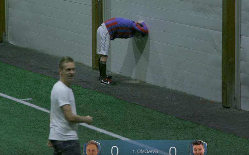 這群挪威人舉辦超狂的「喝醉踢足球比賽」,比賽過程讓大家笑到噴飯!!:觀眾也都想參加啊!(圖+影)