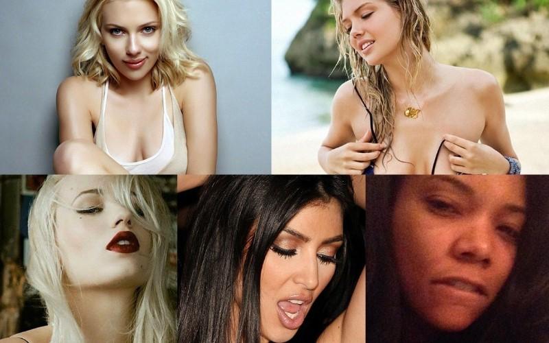 3批、視頻、梯震!這些女神全捲入NBA艷照風波,女神史嘉蕾竟也在其中!