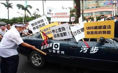 還不知檢討?整天靠北抵制Uber的台灣小黃司機,看看人家日本計程車是怎麼用服務逼退Uber!
