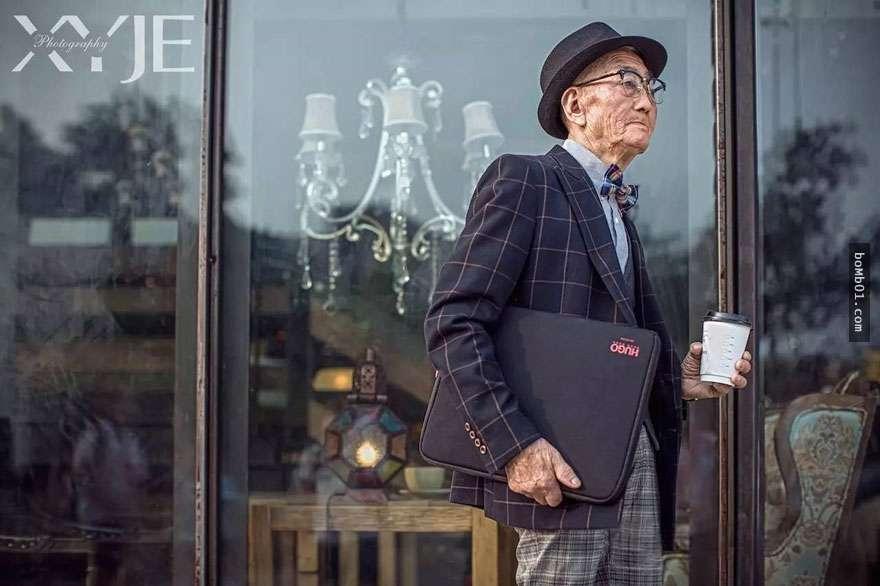 爷爷现在的年龄比孙子大60岁,5年后的爷爷的年龄是孙子的6倍,爷爷现在