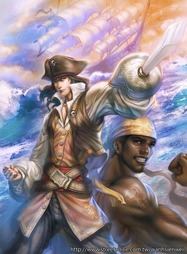 【蒙其】海盜公爵一。-0