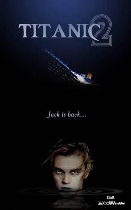鐵達尼二 – 傑克回來了。-0