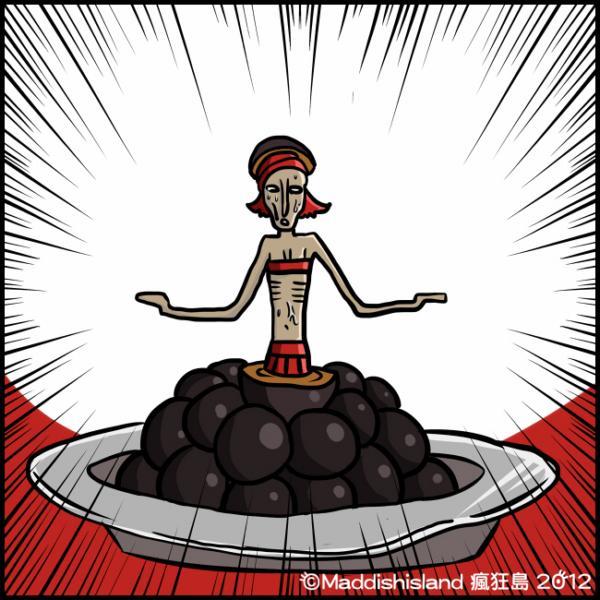 【瘋狂島】哇!是一盤神奇鐵蛋!-1