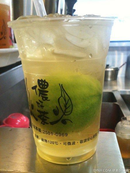 今天點了一杯檸檬汁,才知道原來還有這種神奇的喝法!!-0